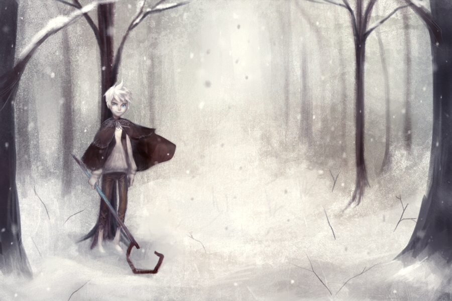 ROTG: Frozen forest by Yufei