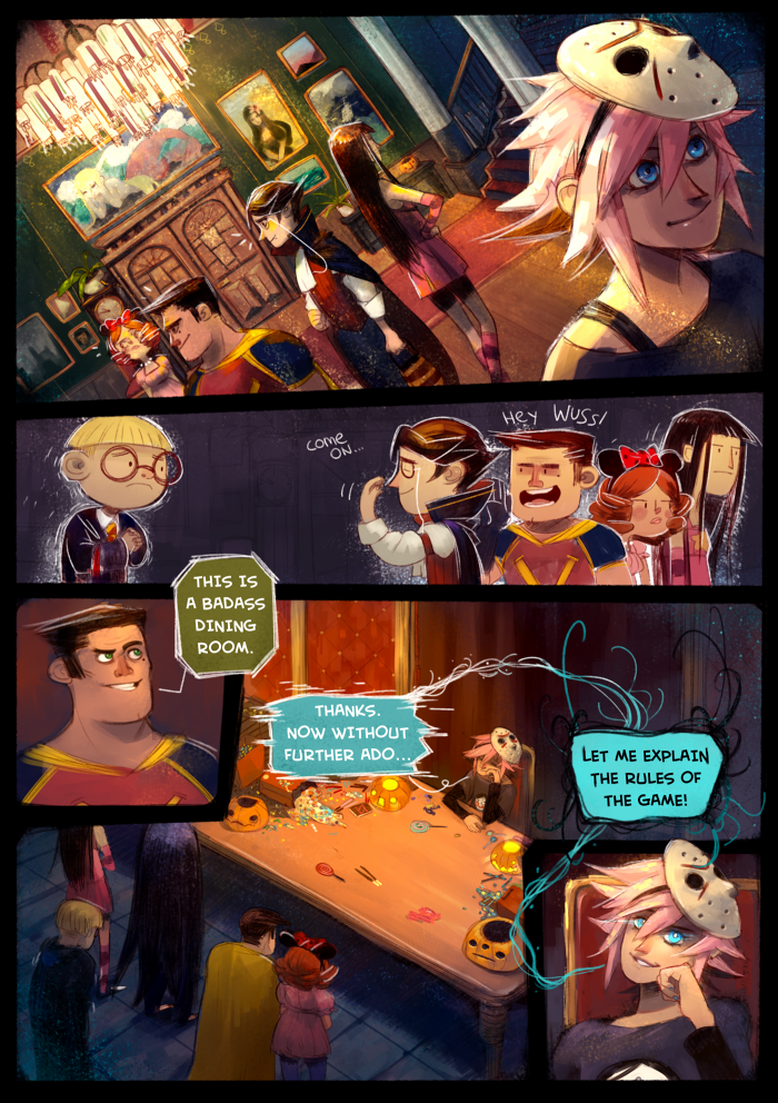 TOD: Chapter 1 page 07 by Yufei