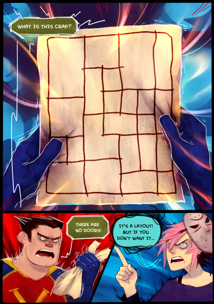 TOD: Chapter 1 page 12 by Yufei