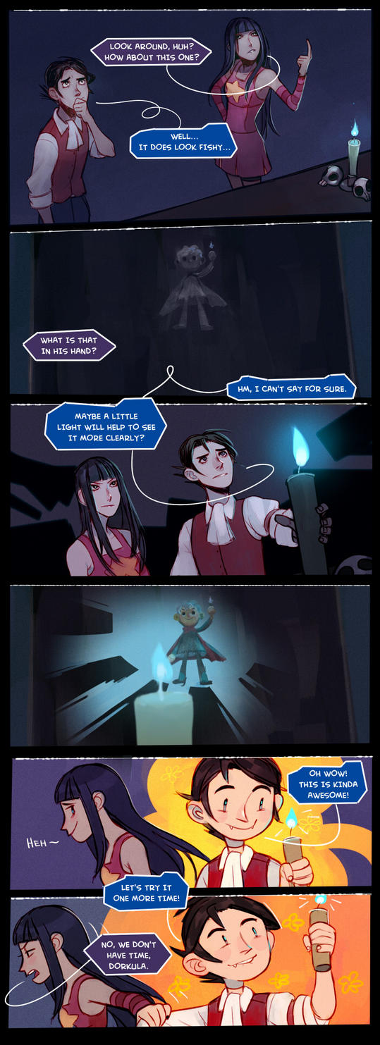 TOD: Chapter 2 page 16 by Yufei