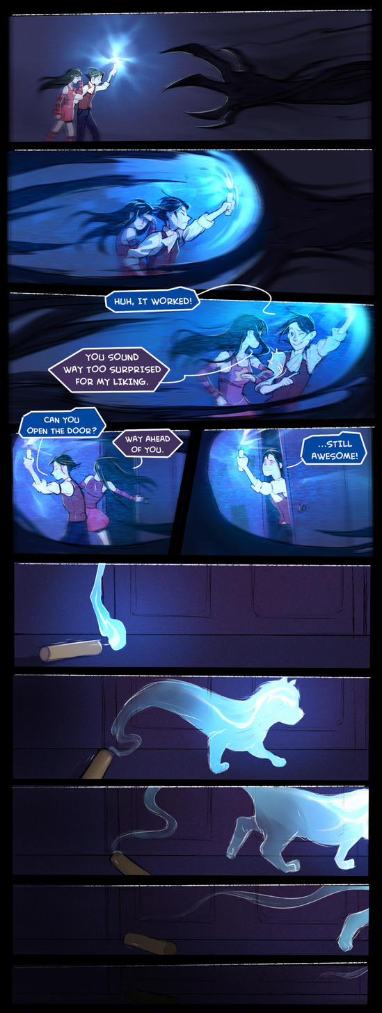TOD: Chapter 2 page 18 by Yufei