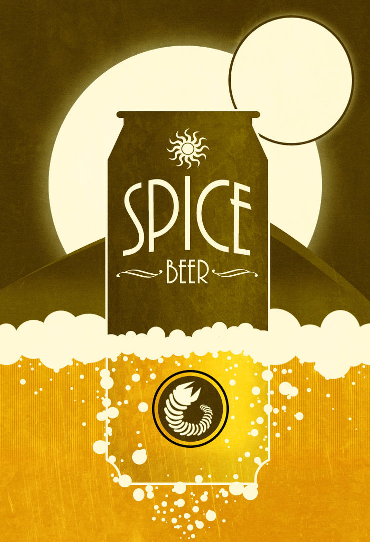 Spice Beer by ArmyBratART
