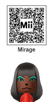 Mirage the Evil Incarnate Mii