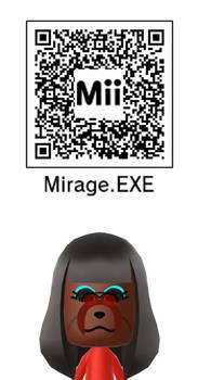 Mirage.EXE Mii