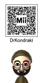 Dr. Kondraki Mii