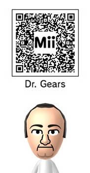 Dr. Gears Mii