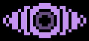 Rinnegan Pixel Art