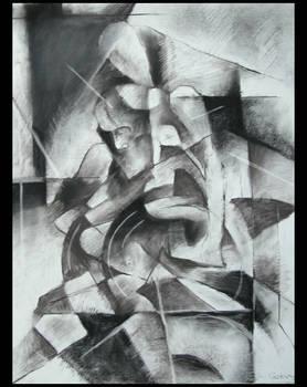 Cubism Figure