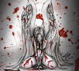 Angel, colored by tajniwolf