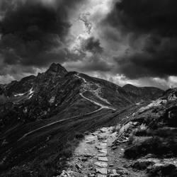 -Dramatic path- by Janek-Sedlar