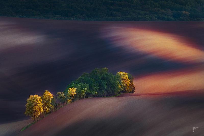-Moravian fields II- by Janek-Sedlar