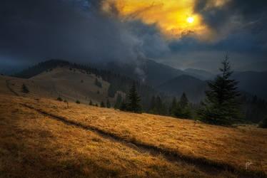 -Pilgrims dream- by Janek-Sedlar