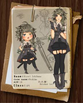 CD: Hiyori Ichihana