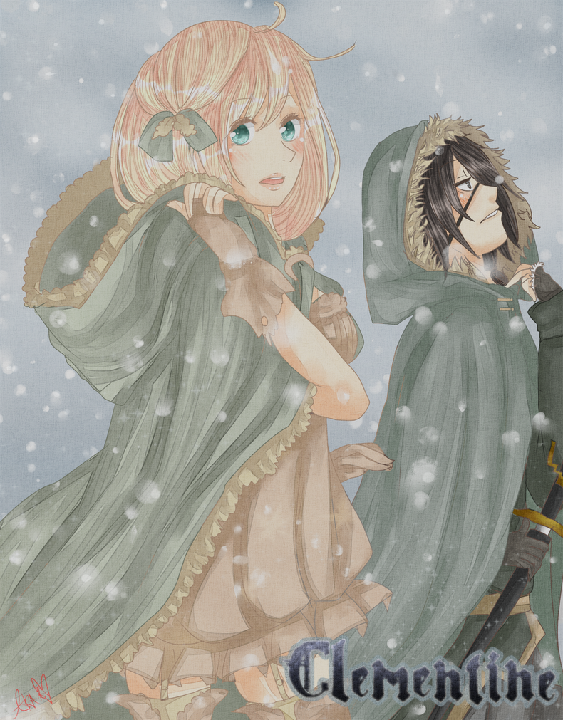 .Winter Ballads. by Aka-Ai