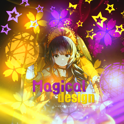 Magical Design by manka00