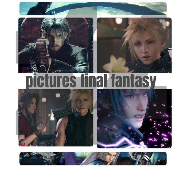 Pictures Final Fantasy by manka00