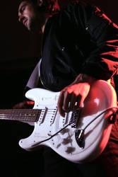Klaxons 3D Printed Customuse Guitar by Customuse