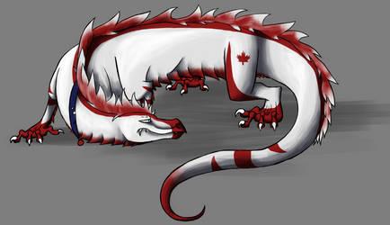 Canadian Dragon 2012