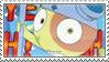 Putata Stamp by IrkenSnax