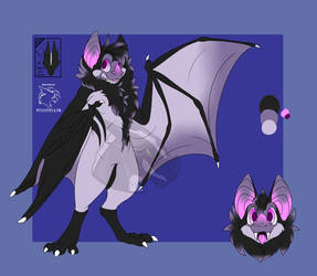 Kaisa Themed Bat Adopt (OPEN)