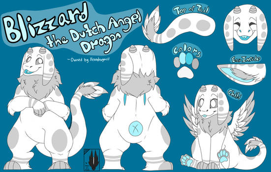 Blizzards New Reference Sheet