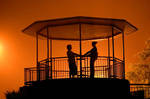 Romantic Sunset 01