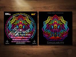 Singularity Serie v.6 by hypomicro