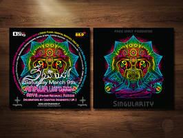 Singularity Serie v.4 by hypomicro