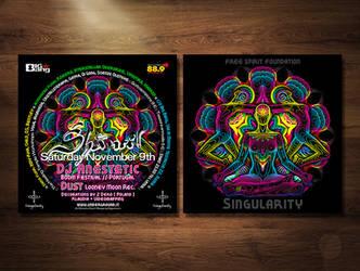 Singularity Serie v.12