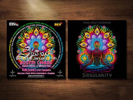 Singularity Serie v.14