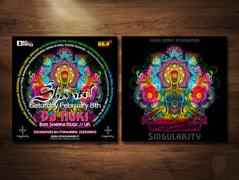Singularity Serie v.16