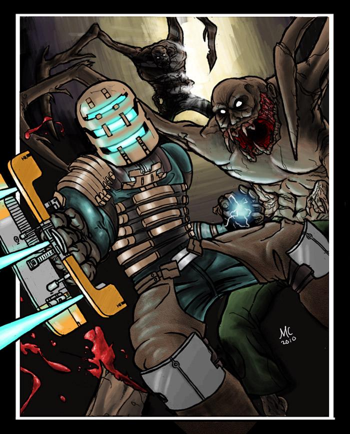 Dead Space: Ambush Final by Badman44