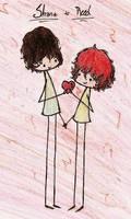 Reed and Shane by macarainalocka