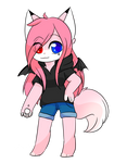 Commission:Kitten Kitsune