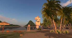 giant on the beach 4