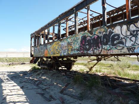 Abandoned Trolly I