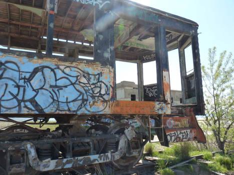 Abandoned Trolly II