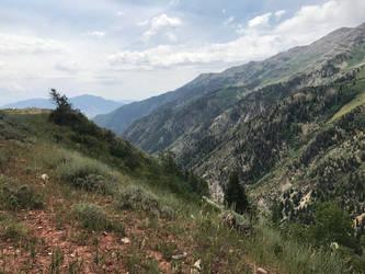 Mountain Cliff