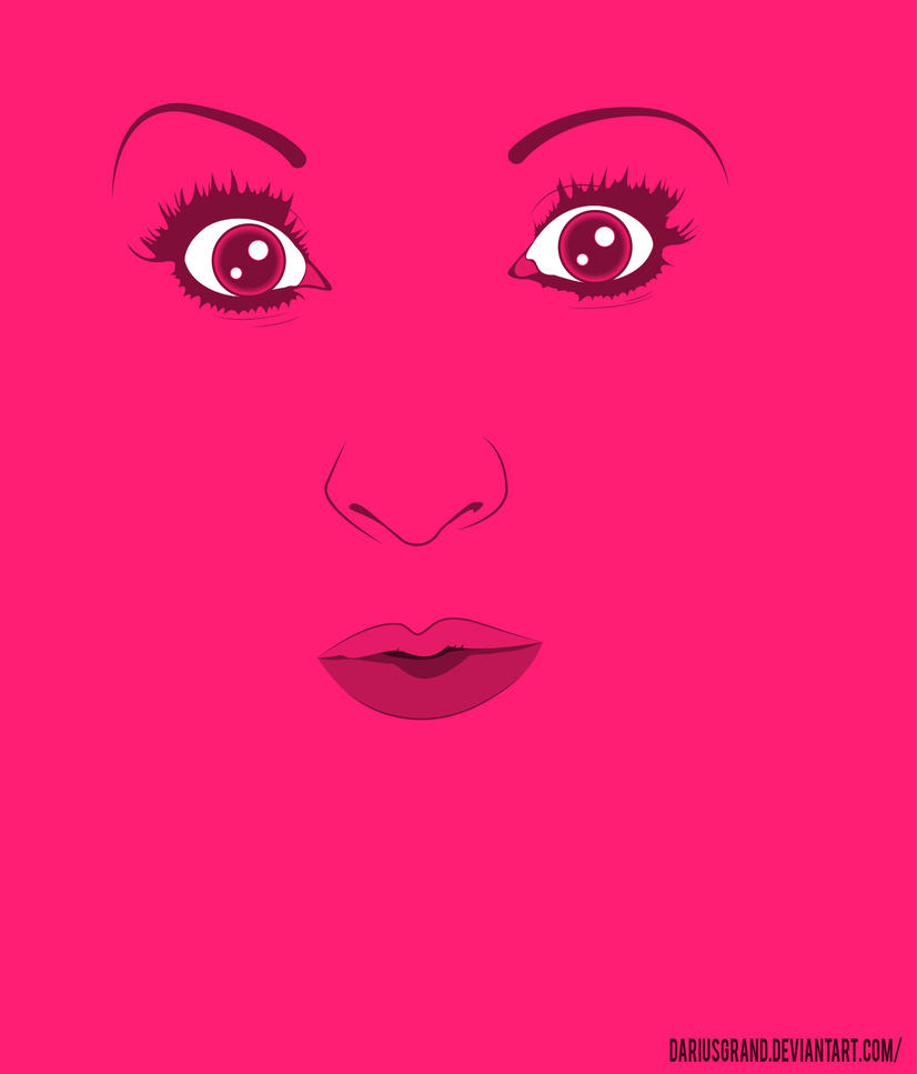 Pretty In Pink by dariusgrand