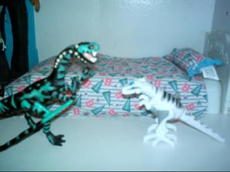 Vertigo vs Roboraptor