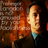 Professor Langdon is Not Amuse by AngelicProphecy503