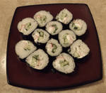 Sushi attempt 2