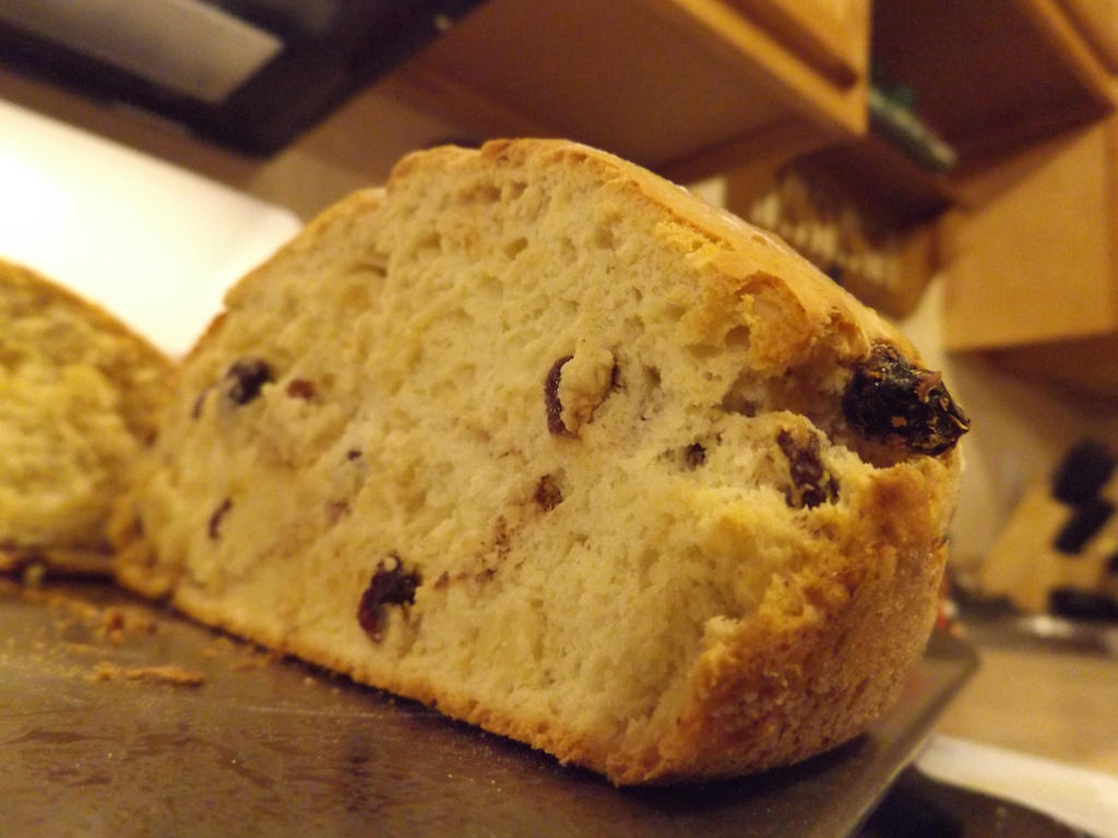 Cake Like Irish Soda Bread Recipe