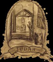 Judah - Charcoal sketch illustration by InsomniaDoodles