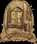 Judah - Charcoal sketch illustration