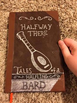 Handmade Book - Bardic Tome