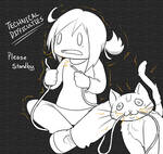 Technical Difficulties by InsomniaDoodles