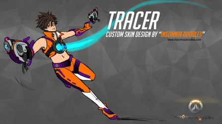 Tracer New Skin Concept
