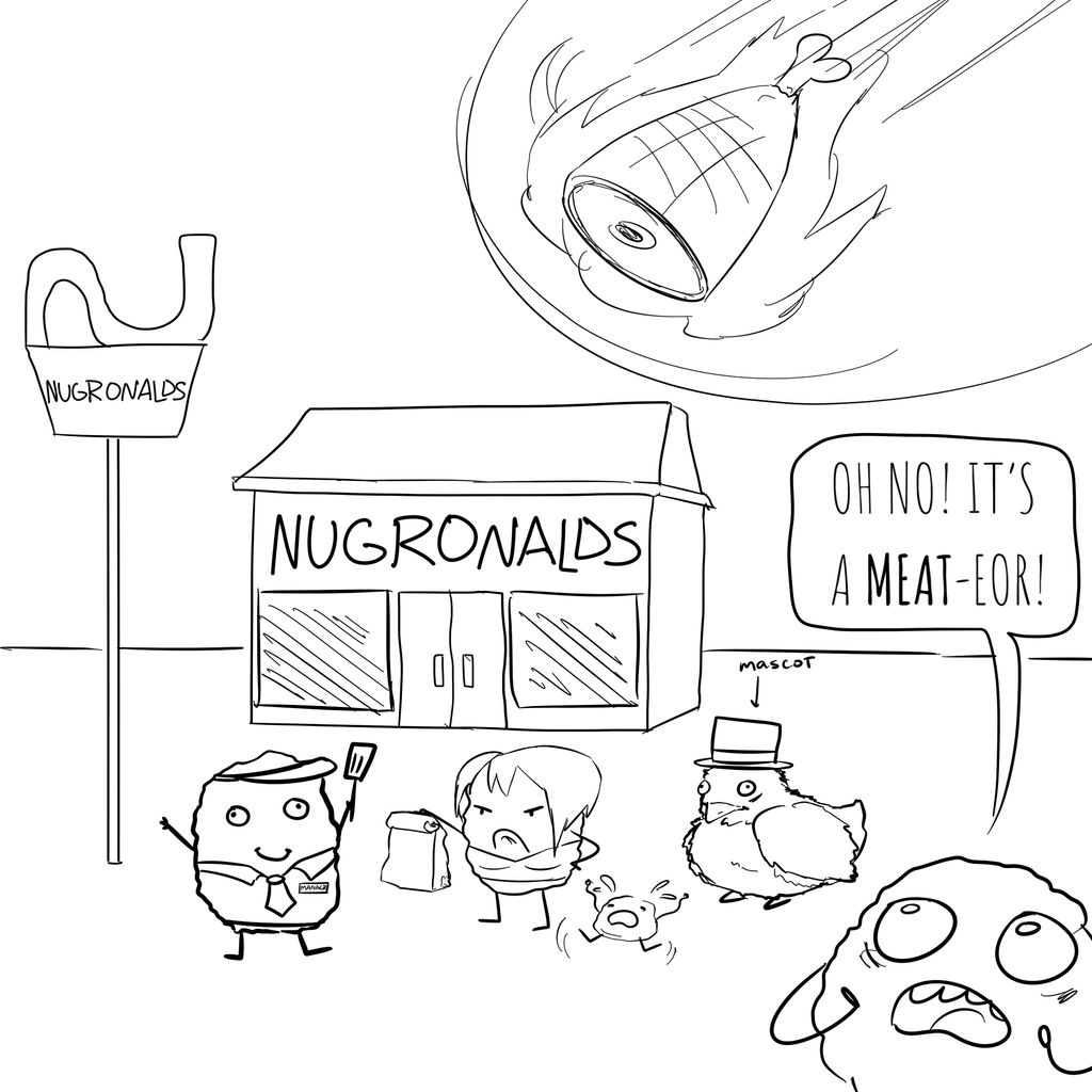 Nugronalds by InsomniaDoodles