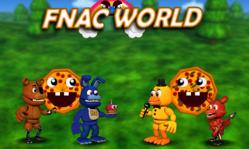 FNAC World by PeachyBon on DeviantArt